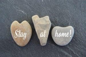 #Rester à la maison